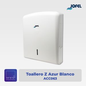 Toallero Z Azur Blanco Jofel