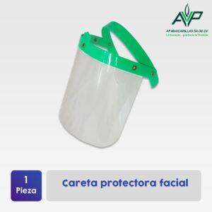 Careta protectora facial AP