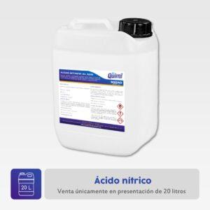 Acido nítrico