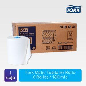 Tork Matic Toalla en Rollo